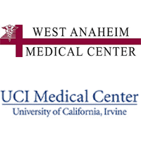 West Anaheim Medical Center and UCI Medical Center