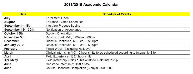OCEMT-2018-2019-Academic-Calendar