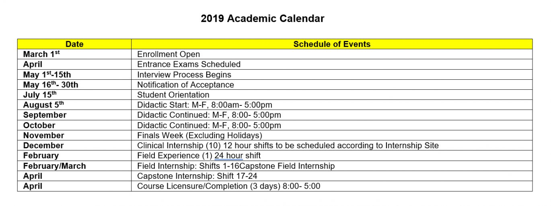 2019-Academic-Calandar
